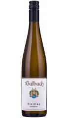 """Вино Gunderloch, """"Balbach"""" Riesling, 2018, 0.75 л"""
