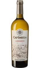 """Вино Gerard Bertrand, """"Cap Insula"""" Blanc, Languedoc AOC, 2017, 0.75 л"""