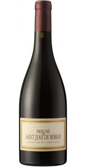 """Вино """"Prieure Saint Jean de Bebian"""", Coteaux du Languedoc AOC, 2009, 0.75 л"""