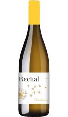"Вино ""Recital"" Chardonnay, Pays d'Oc, 2017, 0.75 л"