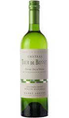 """Вино Andre Lurton, """"Chateau Tour de Bonnet"""" Blanc, 2018, 0.75 л"""