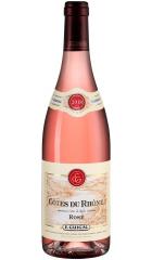 Вино E. Guigal, Cotes du Rhone Rose, 2018, 0.75 л