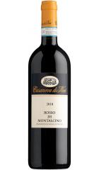 Вино Casanova di Neri, Rosso di Montalcino DOC, 2018, 0.75 л