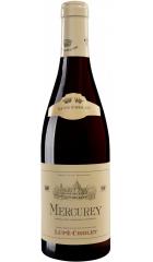 Вино Lupe-Cholet, Mercurey AOC, 2018, 0.75 л