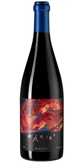 "Вино ""Мантра"" Шираз, 0.75 л"