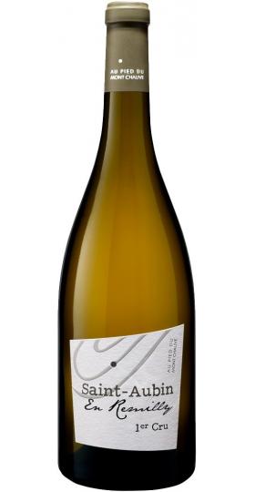 """Вино Au Pied du Mont Chauve, Saint-Aubin 1er Cru """"En Remilly"""" AOP, 2016, 0.75 л"""