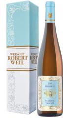 Вино Robert Weil, Rheingau Riesling Trocken, 2017, gift box, 0.75 л