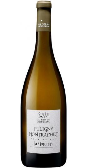 """Вино Au Pied du Mont Chauve, Puligny-Montrachet Premier Cru """"La Garenne"""" AOP, 2016, 0.75 л"""