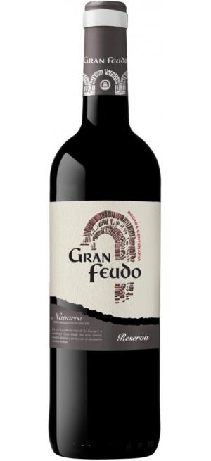 "Вино ""Gran Feudo"" Reserva, Navarra DO, 2012, 0.75 л"