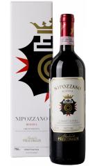 """Вино Marchesi de Frescobaldi, """"Nipozzano"""" Chianti Rufina Riserva DOCG, 2013, gift box, 0.75 л"""