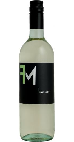 """Вино """"FM"""" Pinot Grigio, Delle Venezie DOC, 2018, 0.75 л"""