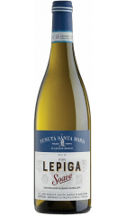 "Вино Tenuta Santa Maria, ""Lepiga"" Soave DOC, 2019, 0.75 л"