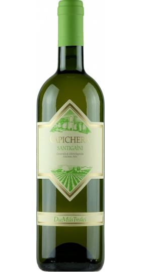 "Вино Capichera, ""Santigaini"", Isola dei Nuraghi IGT, 2015, 0.75 л"