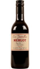 Вино Les Jamelles, Merlot, Pays d'Oc IGP, 2018, 250 мл