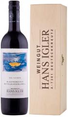 Вино Hans Igler, Blaufrankisch Ried Hochberg, Mittelburgenland DAC, 2015, gift box, 1.5 л