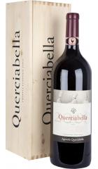 Вино Querciabella, Chianti Classico DOCG, 2017, wooden box, 1.5 л