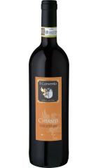"""Вино Gattavecchi, """"Il Convento"""", Chianti DOCG, 2019, 0.75 л"""