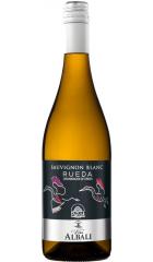 "Вино ""Vina Albali"" Sauvignon Blanc, Rueda DO, 2016, 0.75 л"