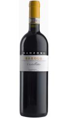 """Вино Manzone, """"Castelletto"""" Barolo DOCG, 2012, 0.75 л"""