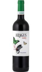 "Вино Bodegas Aragonesas, ""Aragus"" Ecologico, Campo de Borja DO, 2018, 0.75 л"