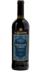 """Вино """"La Cacciatora"""" Montepulciano d'Abruzzo DOC, 2018, 0.75 л"""