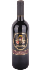 "Вино ""Bruni"" Montepulciano d'Abruzzo DOC, 2018, 0.75 л"