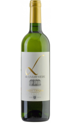 """Вино Andre Lurton, """"L De La Louviere"""" Blanc, 2015, 0.75 л"""