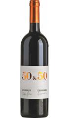 "Вино Avignonesi-Capannelle, ""50 & 50"", Vino da Tavola di Toscana IGT, 2014, 0.75 л"