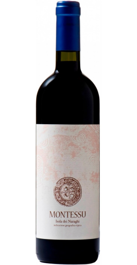 "Вино ""Montessu"", Isola Dei Nuraghi IGT, 2016, 0.75 л"