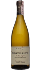 "Вино Domaine Rene Bouvier, Bourgogne Aligote ""Vieilles Vignes"" AOC, 2017, 0.75 л"