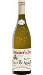 Вино Chateauneuf-du-Pape AOC Vieux Telegraphe White 2011, 0.75 л