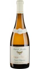 "Вино Patrick Javillier, Bourgogne Blanc ""Cuvee Oligocene"" AOC, 2018, 0.75 л"