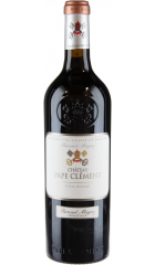 Вино Chateau Pape Clement, AOC Pessac-Leognan Grand Cru Classe de Graves, 2015, 0.75 л