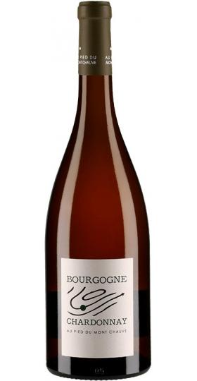 Вино Au Pied du Mont Chauve, Bourgogne Chardonnay АОР, 2016, 0.75 л
