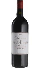 Вино Chateau Haut-Bages Liberal, Grand Cru Classe Pauillac AOC, 2015, 0.75 л