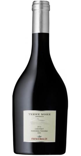 """Вино """"Terre More"""" dell Ammiraglia, Maremma Toscana IGT, 2016, 0.75 л"""