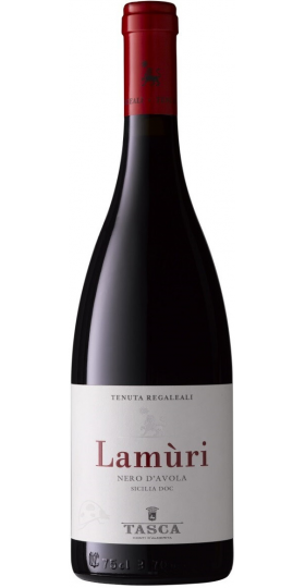 "Вино ""Lamuri"", Sicilia IGT, 2017, 0.75 л"