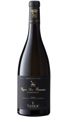 "Вино Tasca d'Almerita, Chardonnay ""Vigna San Francesco"" IGT, 2017, 0.75 л"
