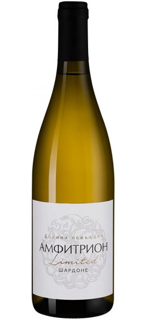 """Вино """"Амфитрион"""" Лимитед Шардоне, 0.75 л"""