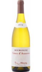 """Вино Domaine des Malandes, Bourgogne Cote d'Auxerre """"Les Malandes"""" AOC, 2018, 0.75 л"""