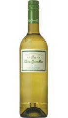 "Вино ""Les Petites Jamelles"" Blanc, Pays d'Oc IGP, 2018, 0.75 л"