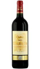 """Вино """"Clos de Menuts"""", Saint-Emilion Grand Cru AOC, 2013, 0.75 л"""