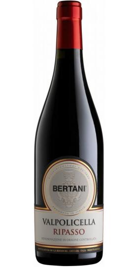"Вино Bertani, ""Ripasso"" Valpolicella DOC, 2017, 0.75 л"