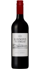 "Вино ""Rawson's Retreat"" Shiraz Cabernet, 2016, 0.75 л"