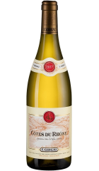 Вино E. Guigal, Cotes du Rhone Blanc, 2017, 0.75 л