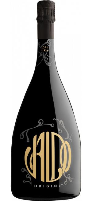 """Игристое вино Valdo, """"Origine"""" Brut, 1.5 л"""