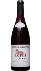 "Вино Georges Duboeuf, ""Chateau des Capitans"", Julienas AOC, 2018, 0.75 л"