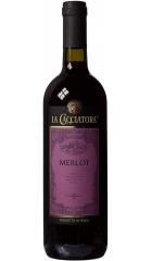 "Вино ""La Cacciatora"" Merlot, Veneto IGT, 0.75 л"