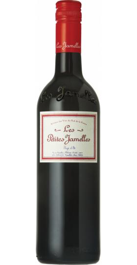 """Вино """"Les Petites Jamelles"""" Rouge, Pays d'Oc IGP, 2018, 0.75 л"""