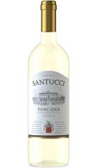 "Вино Castellani, ""Famiglia Santucci"" Toscana Bianco IGT, 2019, 0.75 л"